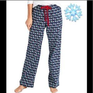 Vineyard Vines Holiday Pajama Pants Kids 18